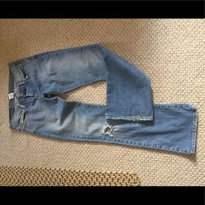 Lucky Brand Sweet Dream Distressed Jeans Size 6